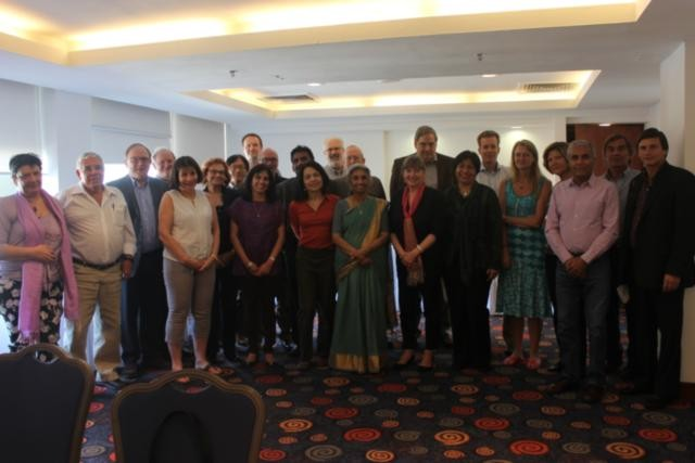ICNA Executive Board 2014-2018
