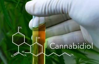 cannabidiol-vial
