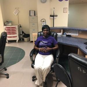 Sister, One of Lead Clinic Nurses