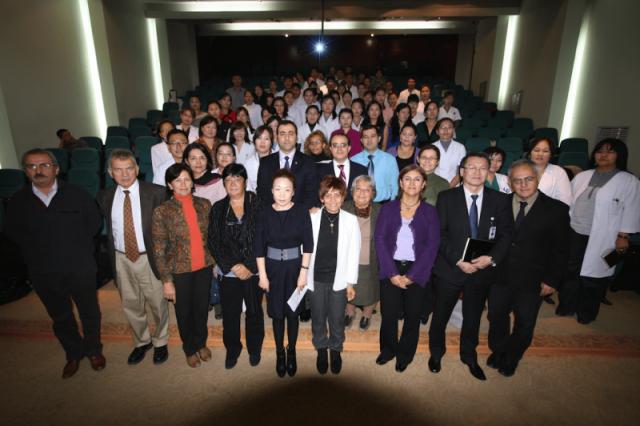 Child Neurology Symposium Mongolia 2012