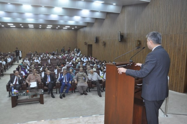 ICNA-CNS Paediatric Neurology Teaching Course, Lahore 2017