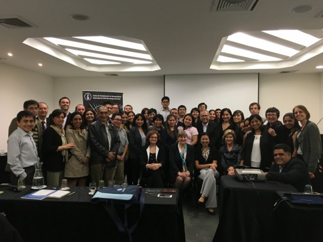 ICNA Educational Meeting Peru 2015