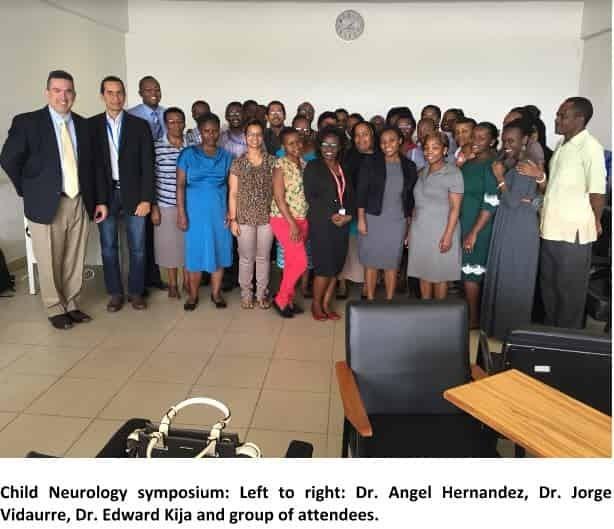 ICNA Educational Meeting Tanzania 2016