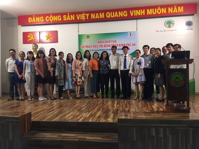 ICNA Teaching Congress Vietnam, 2017