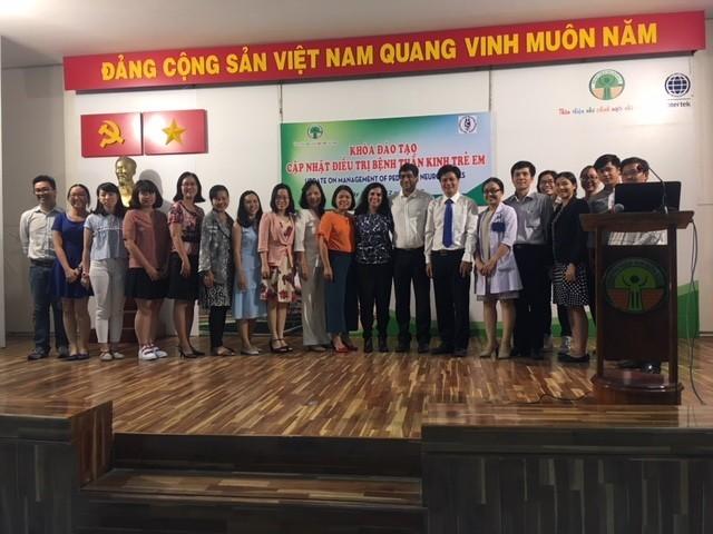 ICNA Teaching Congress Vietnam, 2017