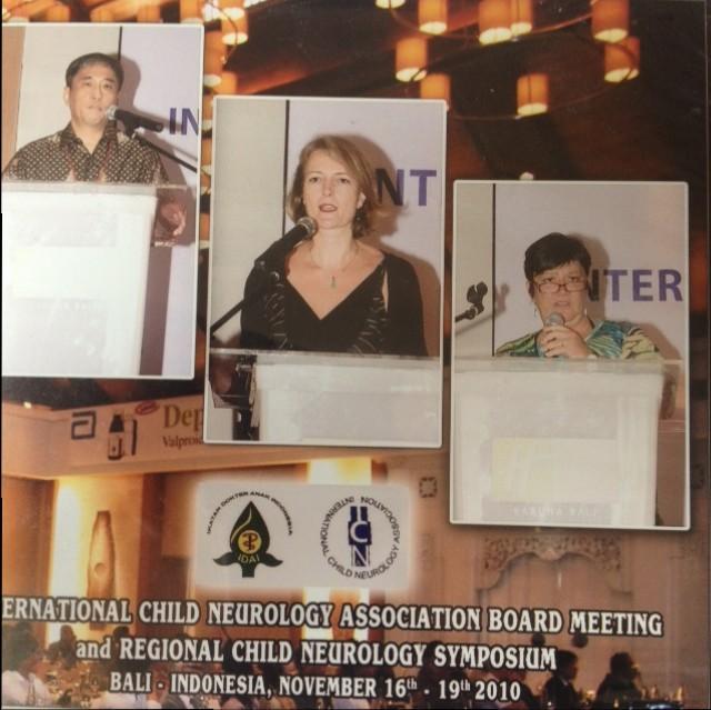 Regional Child Neurology Symposium Bali 2010